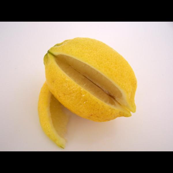 Ingredientes mermelada de limón con manzana