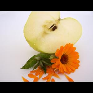 Ingredientes mermelada de menta y caléndula