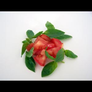 Ingredientes mermelada de tomate rosa con albahaca con Rubén Pertusa